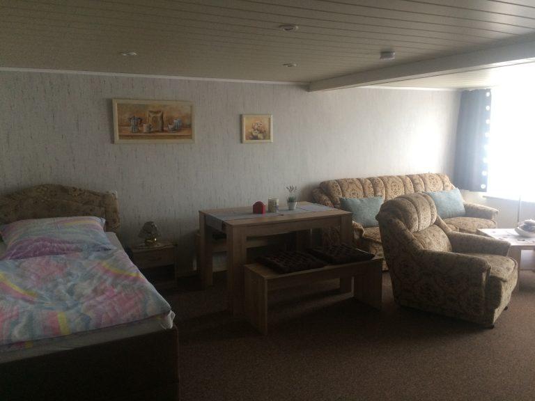 Zimmer Ferienwohnung Lahl Havelberg (5)